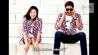 Bobby Kim - Afraid of love (Spy Myun Wol OST) (hun sub)