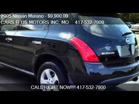 2005 Nissan Murano SL AWD - for sale in Lebanon, MO 65536