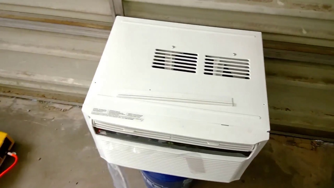 how to turn air conditioner off