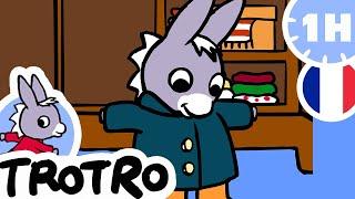 TROTRO - Trotro s'habille 👔 | dessin animé | HD |2020
