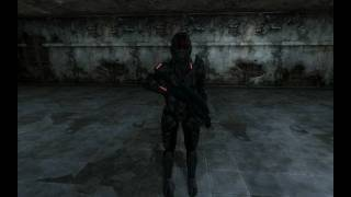 Fallout 3 Mod-Mass Effect 1+2 Weapons and Armor [HD-1080p]