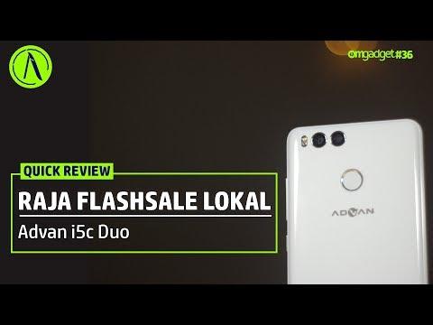 Review Advan i5c Duo - Murah dapet dual camera