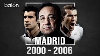 Real Madrid: The Success and Failure of the Galacticos Era