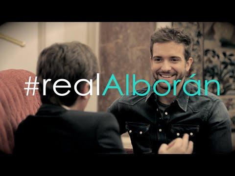 #RealAlborn Xavi Martnez con Pablo Alborn