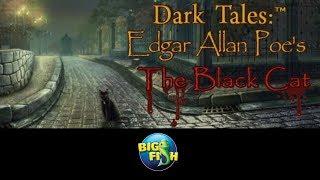 Dark Tales: Edgar Allan Poe's The Black Cat Collector's Edition Gameplay Walkthrough NO COMMENTARY