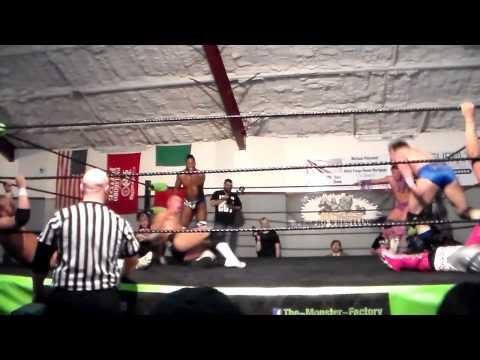 2014 Monster Factory Turkey Slam Royal Rumble Paulsboro, NJ 11/15/14 Part 2 of 3