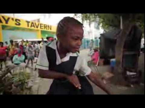 Pharrell Williams - #JamaicaHappy #HappyDay