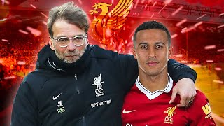 Liverpool Favourites To Sign Thiago Alcantara For £23M | ERU