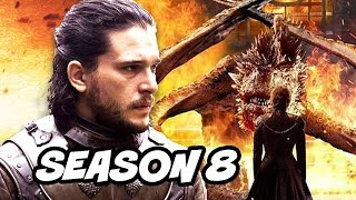 Game Of Thrones Season 8 Final Episode Theory and Comic Con News Explained