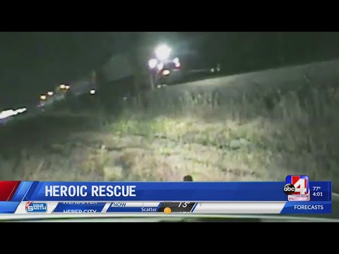 West Michigan Live Blog (54882) - WML: Utah Highway trooper saves unconscious driver seconds before impact