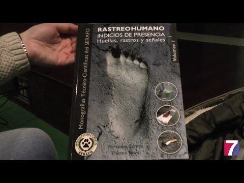"""Presentado en Erandio el libro """"Rastreo humano. Indicios de presencia"""""""
