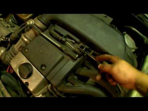 Mercedes Benz W124 W201 как настроить кабель на автоматическую коробку передач