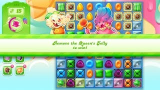 Candy Crush Jelly Saga Level 754 (3 star, No boosters)