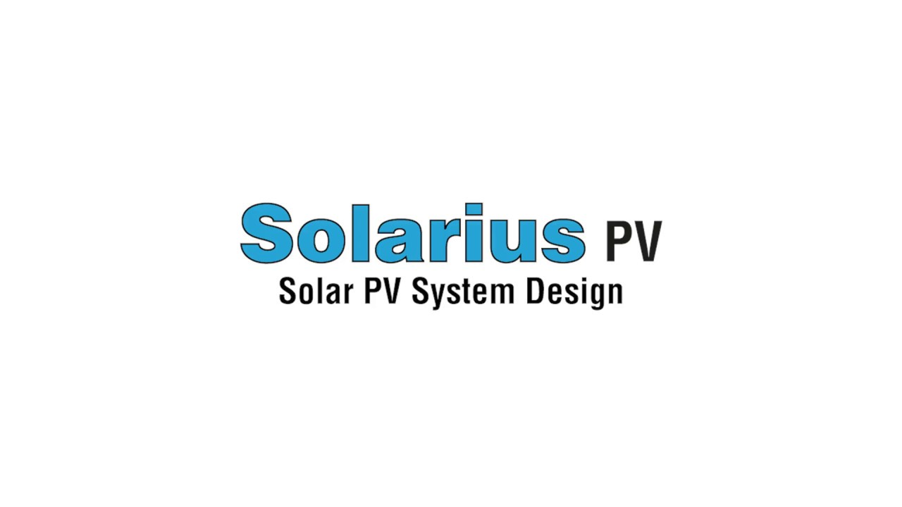 Pv System Design Software Free Download