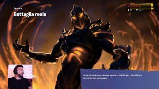 FORTNITE: SHOP 2 WEEK IN LIVE- SERVER PRIVATI - SKIN REGALO! CREATOR CODE: TOMSPACEWALKER