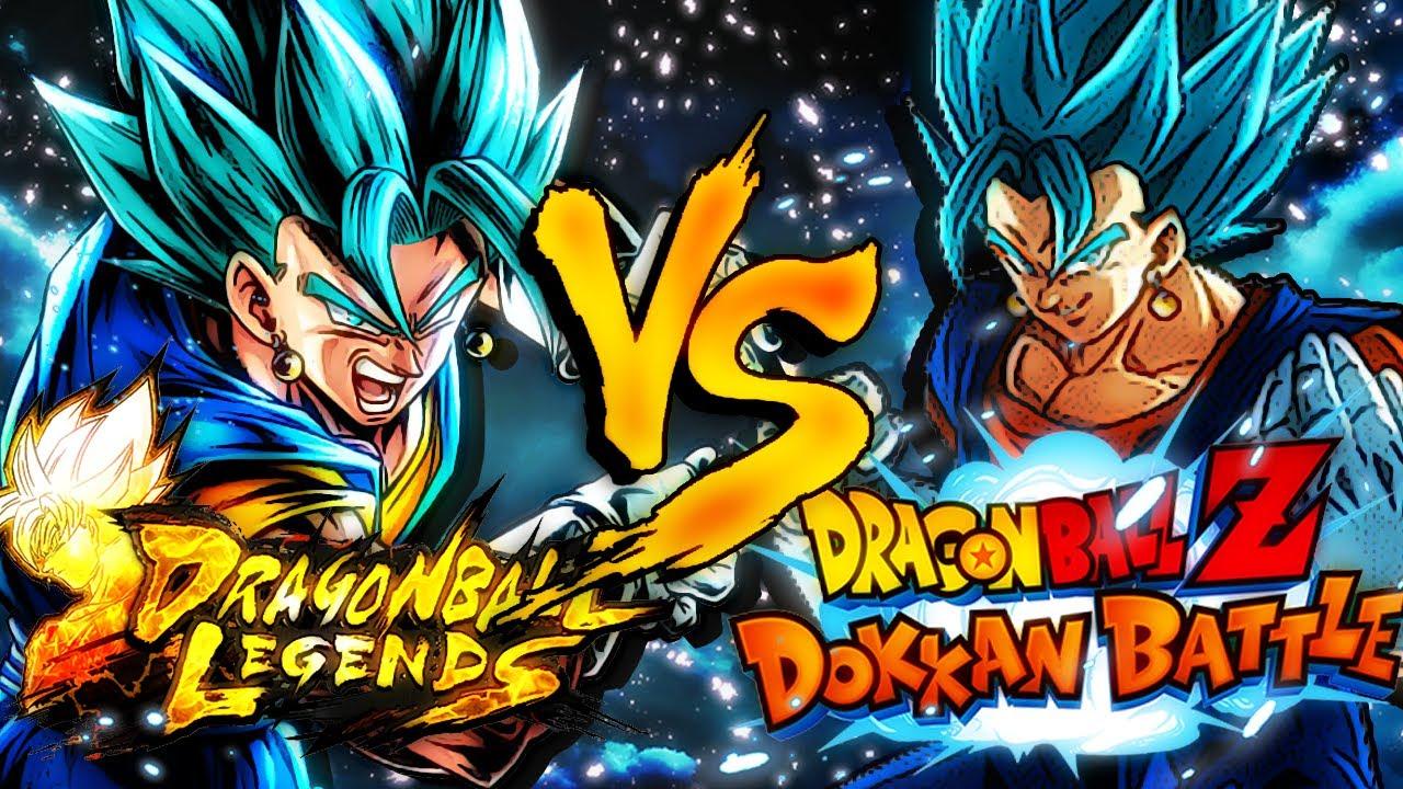 Dragon Ball Legends VS DBZ Dokkan Battle - Which Anniversary Is Better?