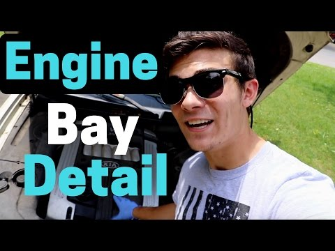 How to Detail Your Engine Bay: HEAVY DIRT