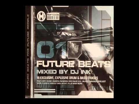DJ Ink Future Beats Vol One Classic Neuro Funk Renegade Hardware (2005)