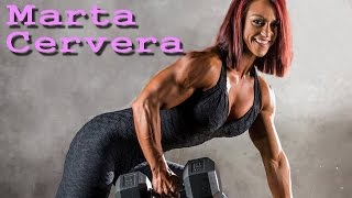 """Marta Cervera Cabo Spanish IFBB Bodyfitness champion 