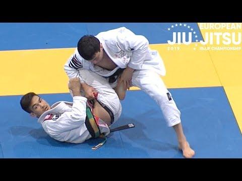 Paulo Miyao vs Isaac Doederlein / European Championship 2019
