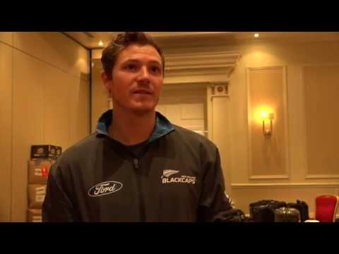 Stand-in captain BJ Watling interview
