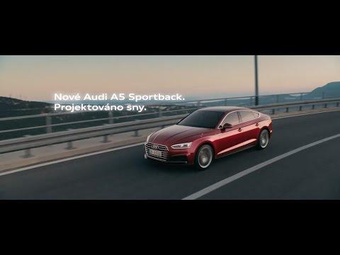 Nové Audi A5 Sportback