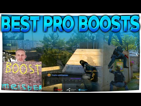 CS:GO - Best PRO BOOSTS! ft. pashaBiceps, Boostmeister, GuardiaN & More!