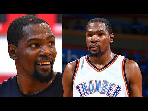 "Kevin Durant CALLS HIMSELF OUT! ""I Was FAKE in OKC"""