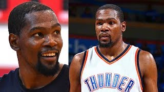 """Kevin Durant CALLS HIMSELF OUT! """"I Was FAKE in OKC"""""""
