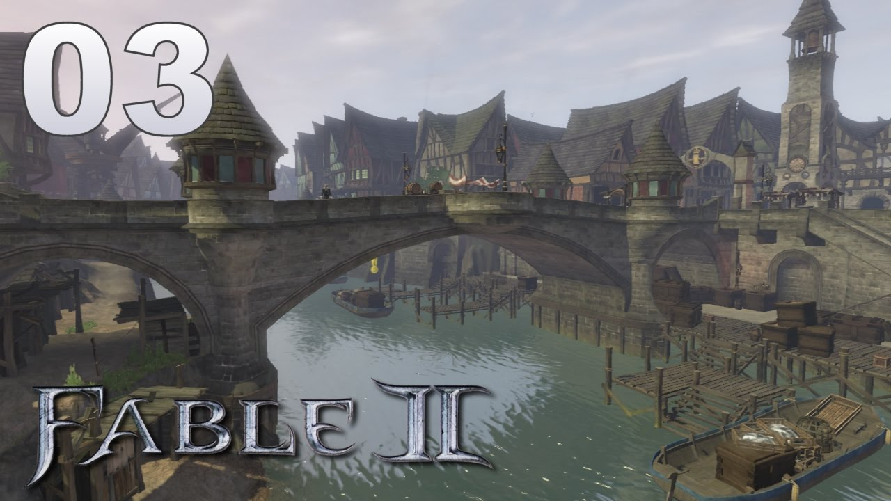 Fable ii walkthrough xbox 360 part 14: the tattered spire youtube.