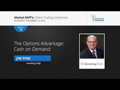 The Options Advantage: Cash on Demand | Jim Fink