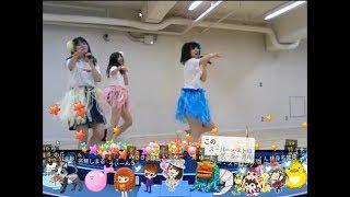 市野 成美(SKE48 チームE) 荒井 優希(SKE48 チームKⅡ) 青木 詩織(S...