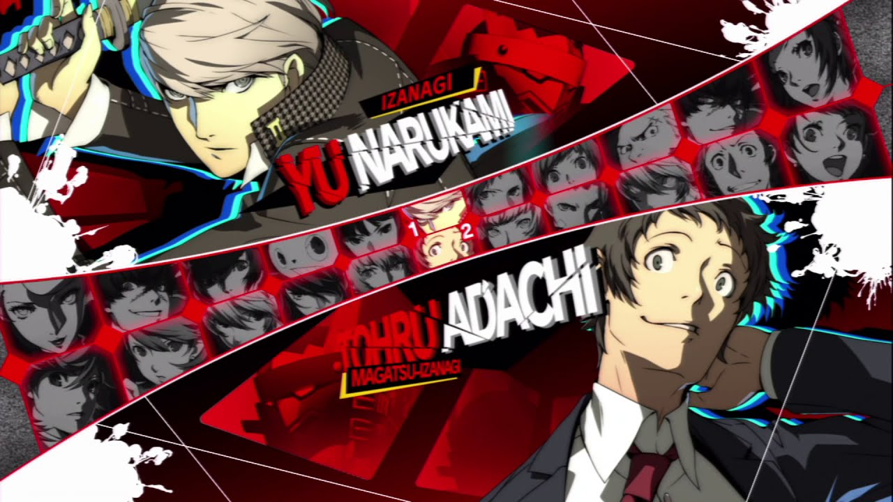 Persona 4 Anime Characters Database : Persona arena ultimax all characters including dlc