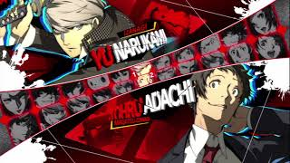 Persona 4 Arena Ultimax All Characters (Including DLC) [PS3]