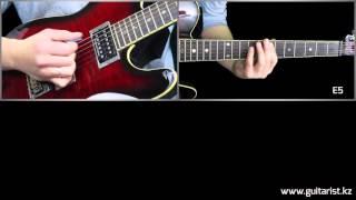 Мумий Тролль - Владивосток 2000 (Уроки игры на гитаре Guitarist.kz)