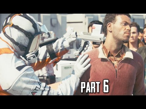 Call of Duty Advanced Warfare Walkthrough Gameplay Part 6 - Aftermath - Campaign Mission 5 (COD AW)