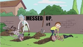 RICK AND MORTY FUCKED UP/SHOCKING MOMENTS #1 [SPOILER ALERT]