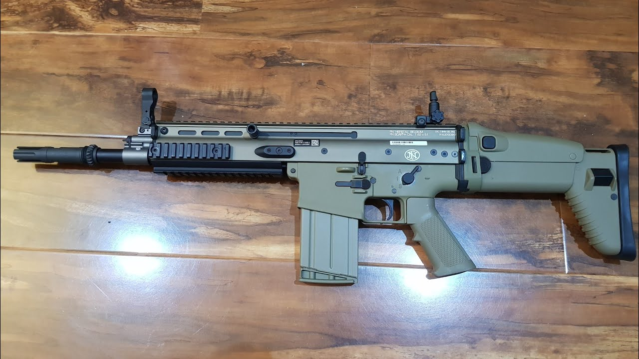 Bolbr Ldt Scar H Review Youtube
