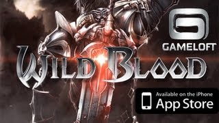 Wild Blood GAMEPLAY iPhone iPod Touch iPad
