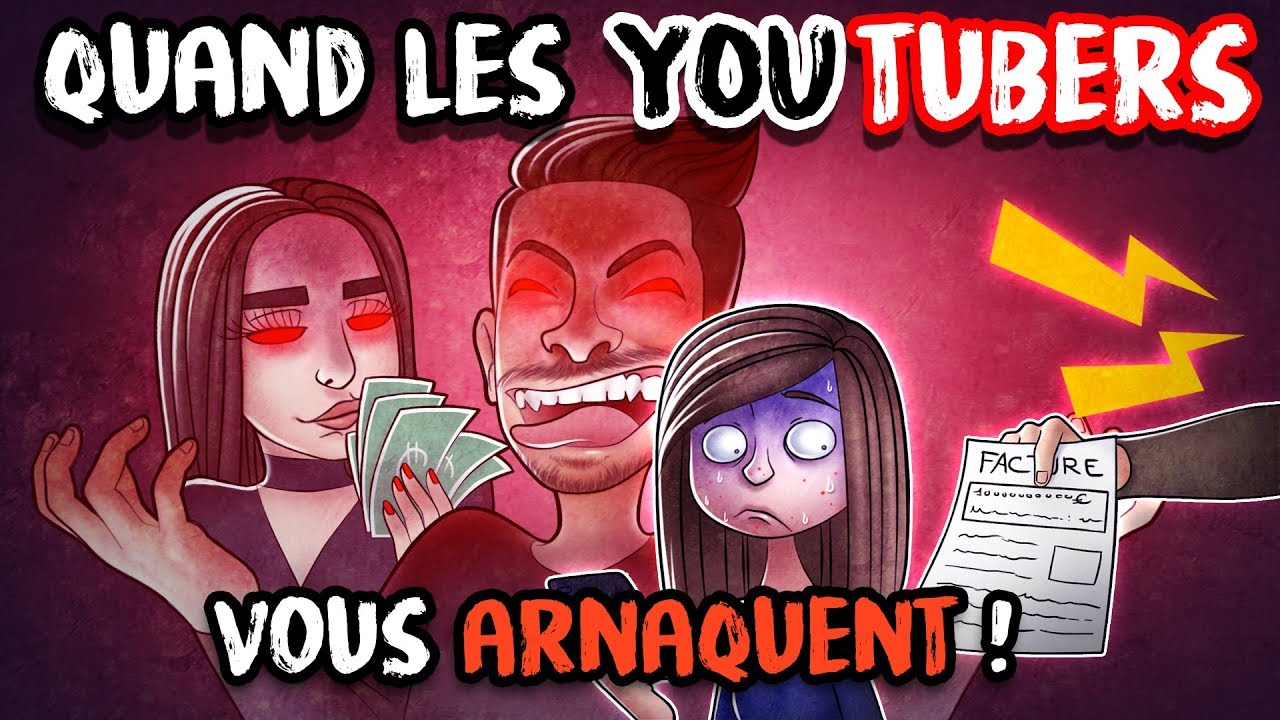 quand les youtubers vous arnaquent miss bongo youtube. Black Bedroom Furniture Sets. Home Design Ideas