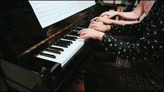 Jingle Bell Rock Piano Duet(징글벨락 피아노 연탄곡)