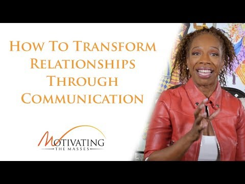Lisa Nichols - How To Transform Relationships Through Communication