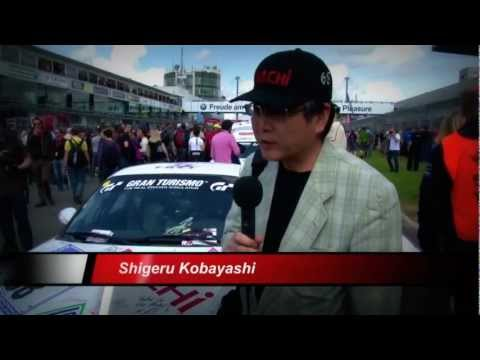 24h Nürburgring 2012 and sponsors - english