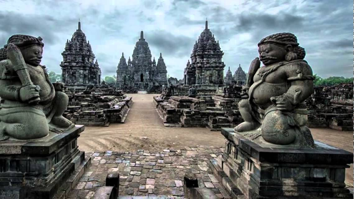 Image result for Indonesian temples