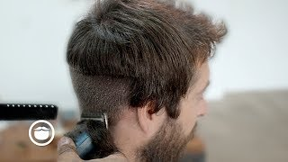 Super Chill Taper Fade (Relaxing Haircut)