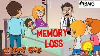 Happy Kid | Memory Loss | Episode 140 | Kochu TV | Malayalam
