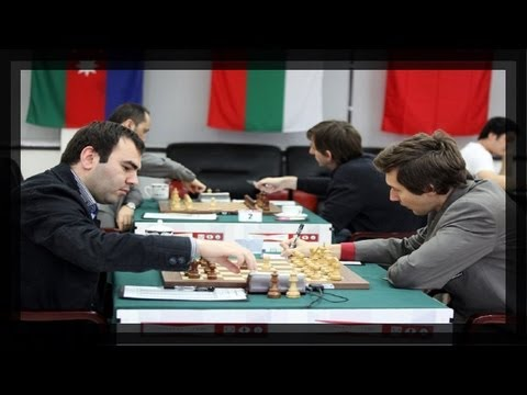 Karjakin vs Mamedyarov - 2013 FIDE GP - Beijing