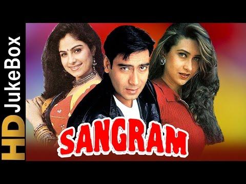 Sangram 1993   Full Video Songs Jukebox   Ajay Devgan, Karisma Kapoor, Ayesha Jhulka