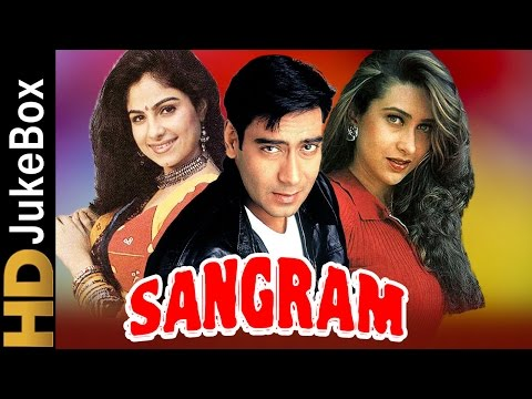 Sangram 1993 | Full Video Songs Jukebox | Ajay Devgan, Karisma Kapoor, Ayesha Jhulka