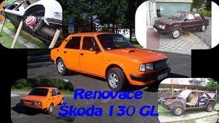 Renovace - Škoda 130 GL
